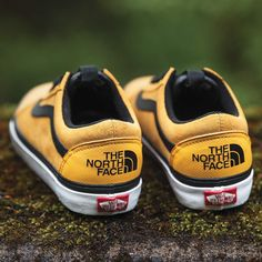 Vans x North Face Collab. Thoughts/Opinions?