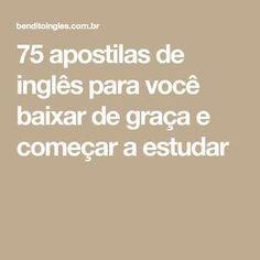 VESTIBULAR DE BAIXAR APOSTILAS ESPANHOL PARA