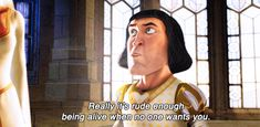 Bet you didn't realize this adult joke was in Shrek.