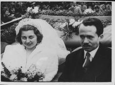Liechtenstein - 1943 Prince Franz Josef & Georgine (Gina) Countess of Wilczeck