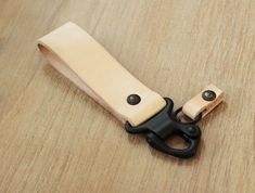 Leather keychain leather key fob Personalized by Monkeychain196