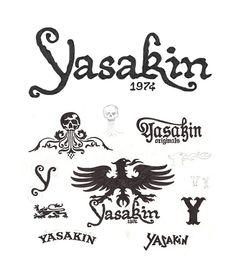 Yasakin by BMD Design , via Behance
