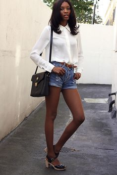 Those mighty fine brown legs (by Natasha  Ndlovu) http://lookbook.nu/look/2430061-those-mighty-fine-brown-legs