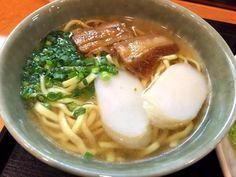 """Soki-soba"" - Okinawa Soba ソーキそば -沖縄そば やんばる-"
