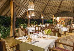 Zanzi Resort - Restauracja