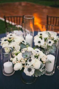 Wedding Centerpiece Inspiration - Photo: onelove photography