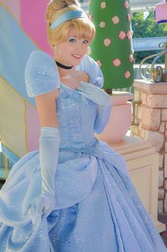 Princess Cinderella #Disney I think most little girls dream of being her and their Prince Charming