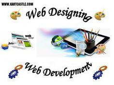 Web design encompasses many different skills and disciplines in the production and maintenance of websites, including standardized product.it is basically used to describe the designing process. And web development is used for work involved in developing the web sites for the internet.web development can range from single page plain text to most complex web based internet application.hence both web design and development are useful for e-commerce.