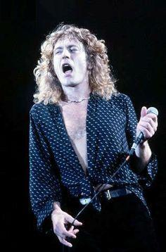 Robert Plant. #LedZeppelin