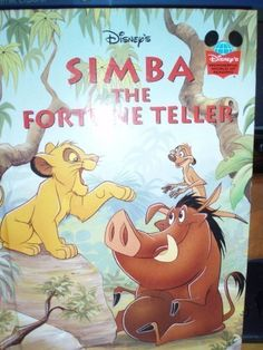 Disney's Simba the Fortune Teller by Disney's Wonderful World of Reading published by Grolier Book Club (1998) [Hardcover] by Disney's Wonderful World of Reading http://www.amazon.com/dp/B009LUM9OA/ref=cm_sw_r_pi_dp_xea6ub0NH6J8A