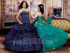c1597fca8ae Marys Bridal Quinceanera Style F11-4Q719 - Marys Bridal F11-4Q719  Quinceanera - Princess.