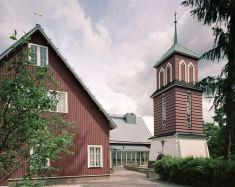 Helsingin seurakunnat - Helsingin seurakunnat - Haagan seurakunta - Kirkot