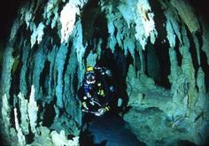 Gran Cenote (Tulum area) Sistema Sac Actun is an underwater cave system situated along the Caribbean coast of the Yucatán Peninsula with passages to the north and west of the village of Tulum. Exploration started from Gran Cenote 5 kilometers west of Tulum.
