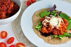 BBQ kuracie prsia v špaldovej placke Low Calorie Recipes, Healthy Recipes, Spelt Pancakes, Tortillas, Vegetable Puree, Bbq Chicken, Food And Drink, Lunch, Pancakes