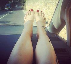Wall toes