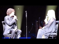 Jason Gould, Barbra Streisand -Nature Boy intro and How Deep is the Ocean - YouTube