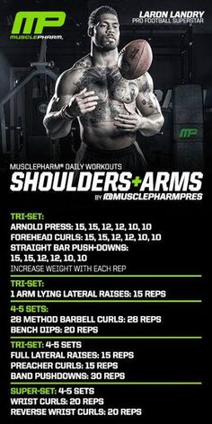 Shoulders   arms