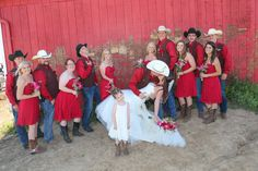 Country Wedding by AMK Wedding Photography in Aurora, Co