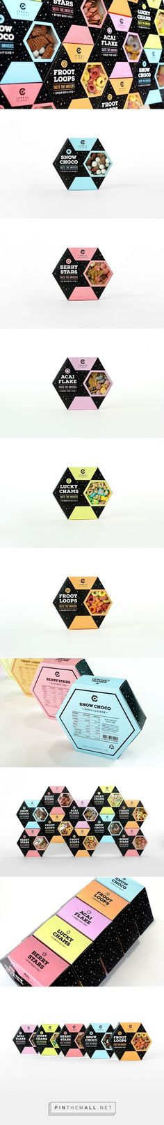 Cereal Planet Packaging by Mihyun Sim   Fivestar Branding – Design and Branding Agency & Inspiration Gallery
