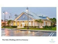 #Veterinary hospital exterior - 2014 Veterinary Economics Hospital Design People's Choice Award - Morningside Animal Hospital, Port Saint Lucie, Fla. - dvm360