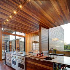 Casa Sam's Creek http://www.arquitexs.com/2014/05/casa-de-madera-sams-creek-bates-masi-architects.html