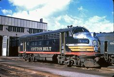 SSW Cotton Belt 927 F7A 2-17-62 Los Angeles Ca by LnCS, via Flickr