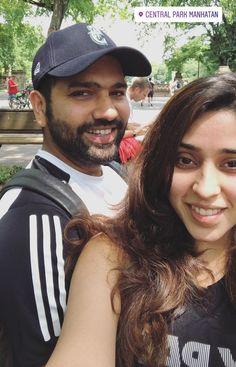 ÇÅ India Cricket Team, Cricket Sport, Sports Personality, Mumbai Indians, First Crush, Sports Stars, Ranbir Kapoor, Couple Goals, Cute Couples