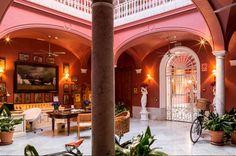Hotel Palacio Conde de la Corte en Badajoz - Tendencia Cool