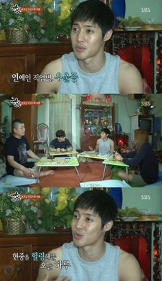 Kim Hyun Joong affirms his love for the celebrity life on 'Barefoot Friends'
