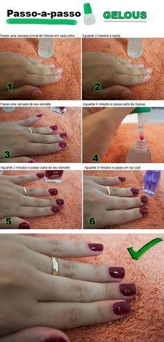 Dizem que a manicure dura até 14 dias com ele. Vejam como foi a minha experiência.