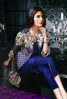 Suffuse by Sana Yasir Autumn/Winter Collection 2014-2015