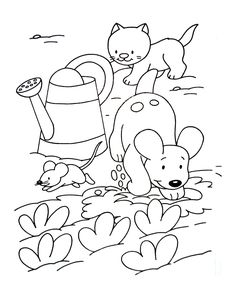 Coloring : Coloring Animals For Kids Dog Cat And Mouse Animal Pages To Print Color Coloring Animals For Kids Coloring Pictures Of Animals For Kids' Animal Coloring Pages For Kids To Print' Animal Coloring Pages For Kids Online along with Colorings