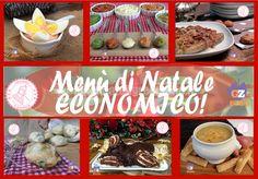 RICETTE DI NATALE ECONOMICHE