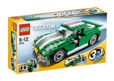 Lego® creator street speeder