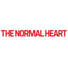 The Normal Heart, 2014 Primetime Emmy Nominee for Outstanding Television Movie