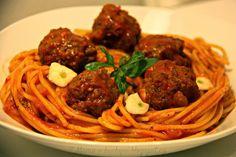 Masové koule v rajčatové omáčce (od 1 roku) | Máma v kuchyni