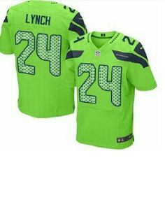 Marshawn Lynch Seahawks Jersey