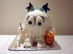 Ghost Gigy - HAPPY BIRTHAY AND HALLOWEEN GIGY
