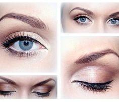 Simple Eye Makeup @Luuux