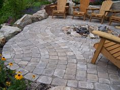 Find This Pin And More On Exterior Design. New Patio Idea.like The Patio  Blocks.
