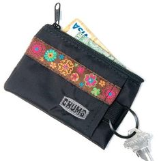 The Chums Marsupial Keychain wallet is a model of efficiency and simplicity. It holds your keys, cash, credit cards and ID in a small, convenient package. Front Pocket Wallet, Coin Purse, Handbags, Money Clips, Wallets, Cases, Products, King, Dressmaking