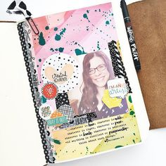 hanging out on the @illustratedfaith blog today talking about adding selfies to our Bible as we document our faith and excited to break in my new Interleaved Journaling Bible... #illustratedfaith #illustratedfaithkit #bellablvd #dayspring #createdtocreate #biblejournaling #biblejournalingcommunity #esvinterleavedjournalingbible #esvjournalingbible #crossway #theresetgirl #theresetgirlshop use discount code: LIVE25 for 25% off everything at DaySpring direct link to Created to Create kit in…
