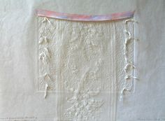 "Mary Ellen Long's ""Ancient Embroidery Revisit 4"""