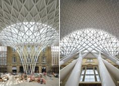 PHOTOS: Amazing Renovation of King's Cross Station