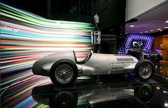 Mercedes showroom, Munich – Germany