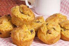 Amazing Pumpkin Walnut Muffins for Kids