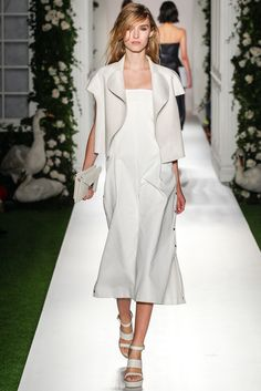Mulberry | Spring 2014 Ready-to-Wear Collection | Style.com