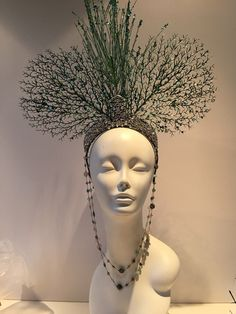 A personal favorite from my Etsy shop https://www.etsy.com/listing/494611432/mermaid-headdress-mermaid-crown-shell