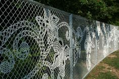 lace fence demakersvan