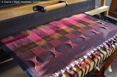A FiberArtisan's Weaving Path